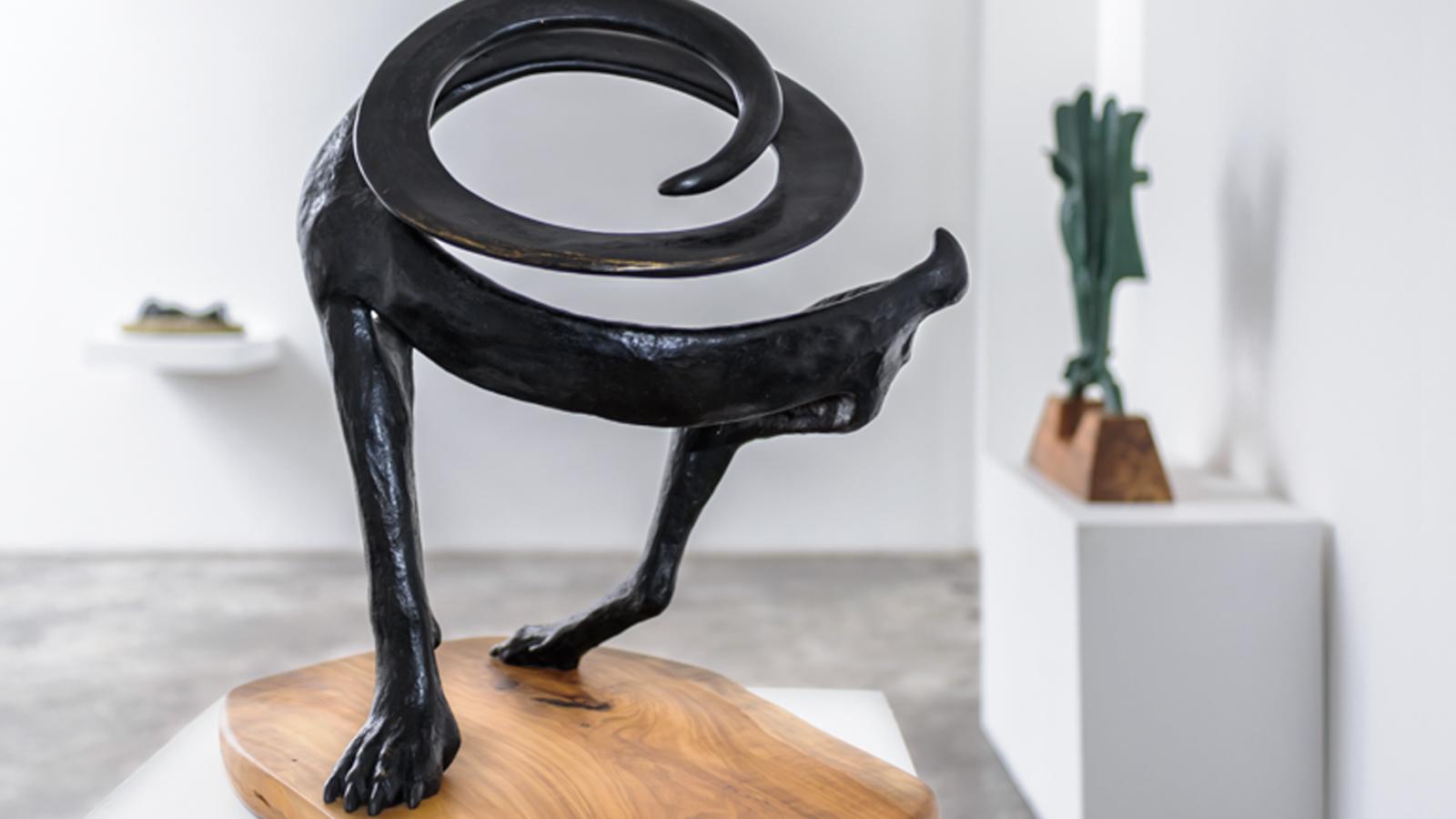 alina canziani esculturas peruanas